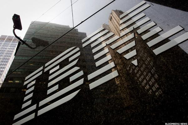 Moody's Cuts IBM Rating