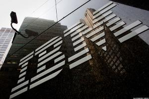 IBM Stock Lower, Approves Share Repurchase Program