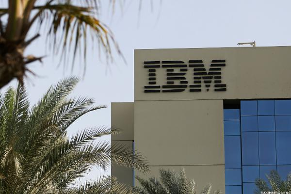 IBM Stock Advances as Q2 Results Top Estimates