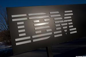 Stubborn IBM Refuses to Pull Back, So Look for Upside
