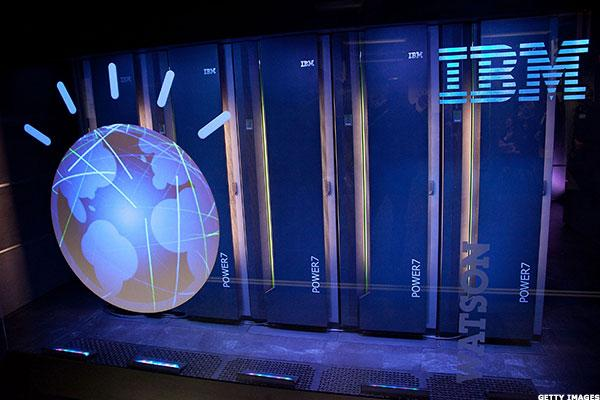IBM Dips on $1 Billion Healthcare Acquisition, EMC Jumps on Potential Deal