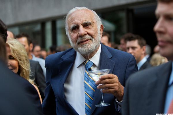 Icahn Enterprises Stock Is About to Rally -- Here's Why