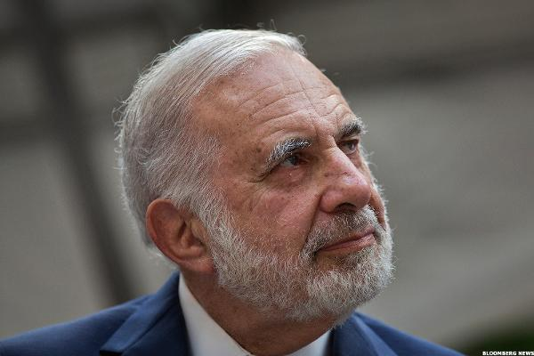 Icahn Alters Energy Bets by Exiting Chesapeake and Transocean