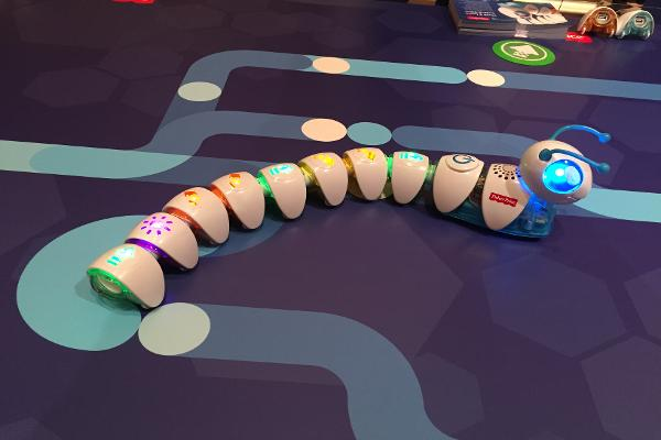 Fisher-Price Wants To Get Your Kids Coding Early With the Code-A-Pillar - TheStreet