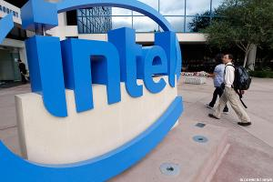 After a Brief Rest, Intel Is Headed Lower
