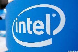Eyeing Intel Near Major Support