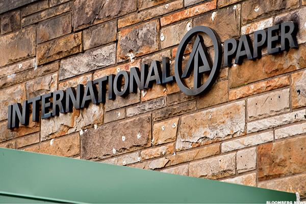 Why It's Time to Take Profits in International Paper