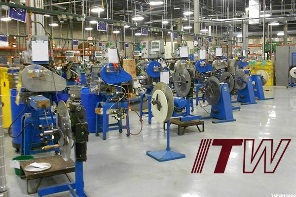 Illinois Tool Works Equipped With Bullish Charts