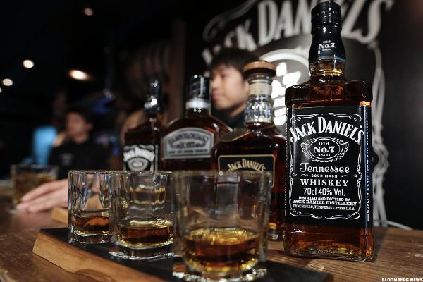 Brown-Forman Cuts Full Year Outlook