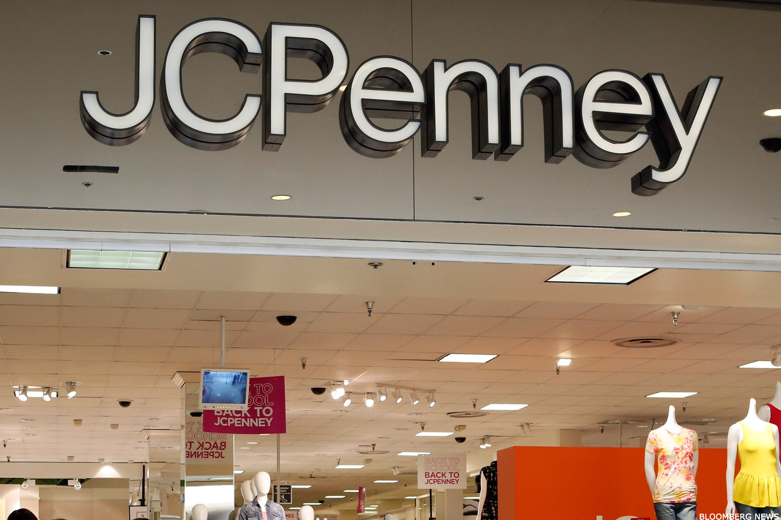 Jc penney stock options