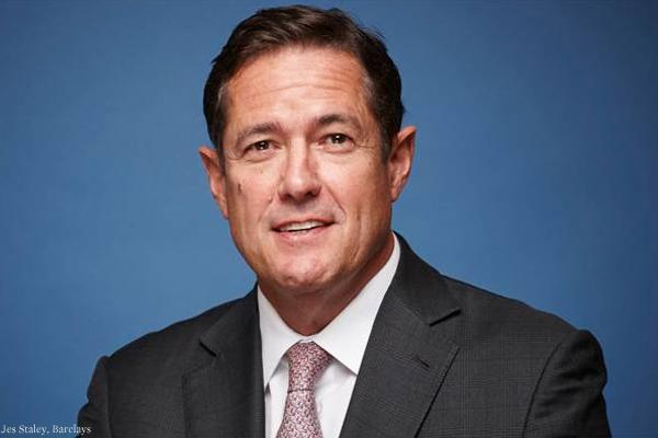Barclays (BCS) CEO Staley: 'Negative Interest Rates Are Not Helpful'