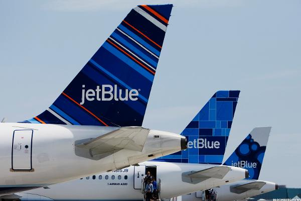 The Upside to JetBlue, Goodyear, Express, Casey's