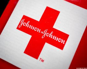 Ebola Vaccine Sends Johnson & Johnson Stock Higher Ahead of Earnings