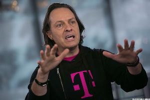 T-Mobile CEO Claims AT&T's Earnings Prove It's 'Bleeding' and Needed Time Warner