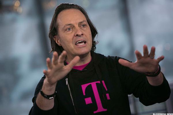 T-Mobile Just Crushed It -- Meanwhile, Its CEO Is Definitely a Must Follow on Twitter