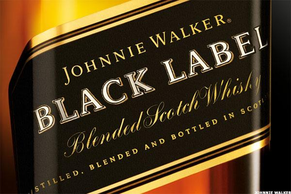 Jim Cramer -- Hoist a Johnnie Walker to Diageo, Which Benefits From Brexit