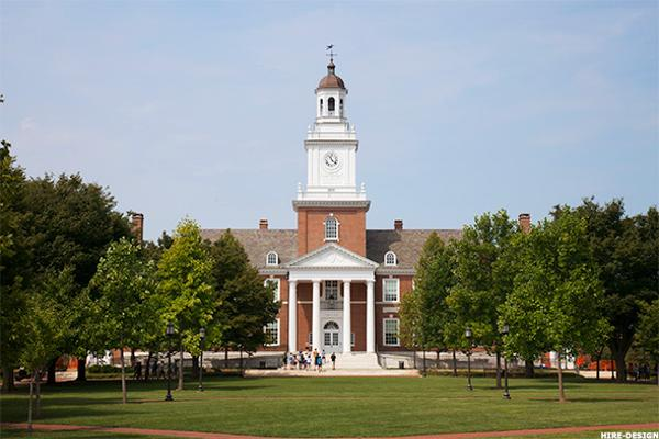 Maryland: Johns Hopkins University