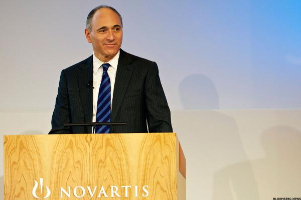 Novartis CEO Joe Jimenez to Step Down in 2018