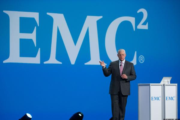 EMC Stock Slides as Macquarie Cuts Rating
