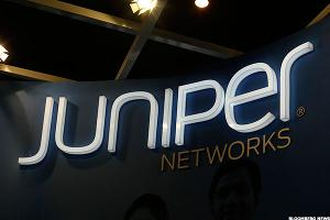 Juniper Networks May Have Maxed Out