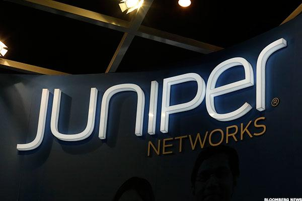 Jim Cramer: Juniper Is Squeezed