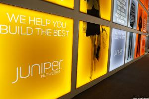 Juniper Networks (JNPR) Stock Rises as CyberAgent Announces Partnership
