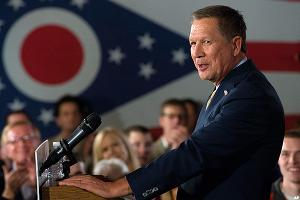 Ohio Governor John Kasich: Trump Must Focus on the Economy, Avoid Distractions