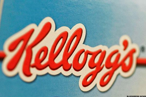 Kellogg (K) Stock Up Ahead of Q3 Results