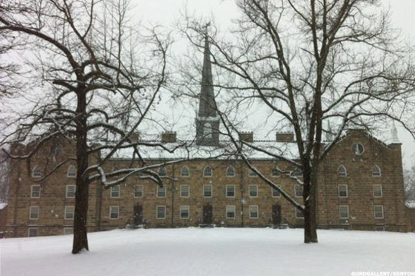 Ohio: Kenyon College
