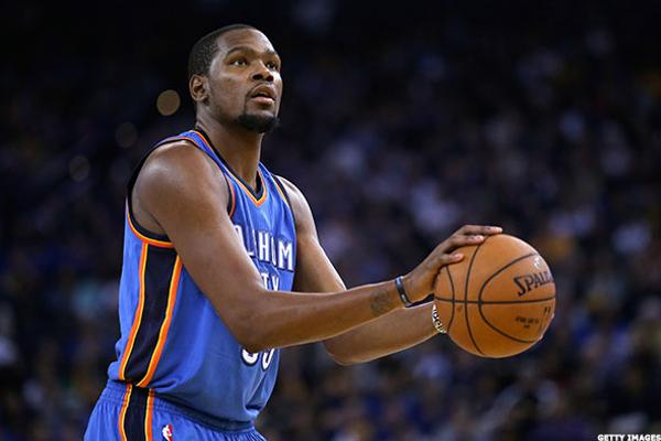 High-Stakes Contest Between Nike and Under Armour Heats Up as Durant Joins Warriors