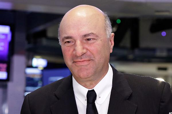 'Shark Tank's' Kevin O'Leary Finds 'The Opportunity of a Lifetime'