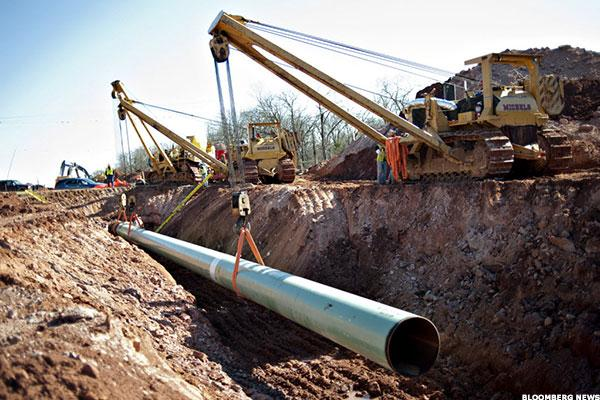 TransCanada Offers to Buy Rest of Columbia Pipeline Partners for $848M