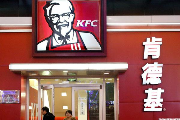Yum! Brands (YUM) Stock Rises, Yum China Issues 10 Million Shares