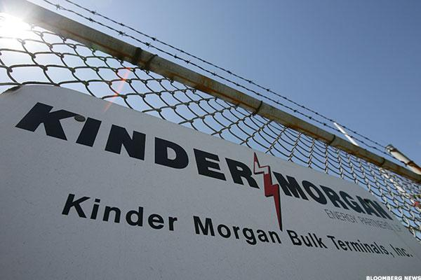 Kinder Morgan Reports Mixed 1Q Financial Results