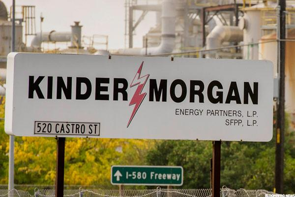 Kinder Morgan Is in Sideways Purgatory