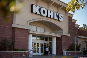 Kohl's CEO Still Thinks Battered Under Armour Is a 'Massive Opportunity'