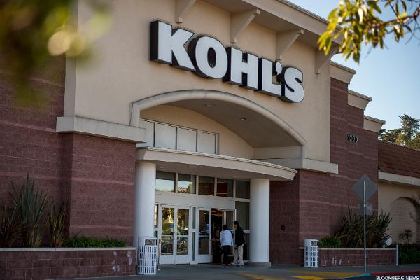 Kohl's CEO Mansell: Our Stores Are Our Biggest Strength