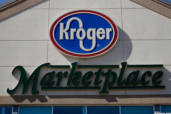 Kroger (KR) Stock Down, Rating Cut at BMO