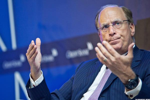 BlackRock's Fink: U.S. Economy Is 'Decelerating'