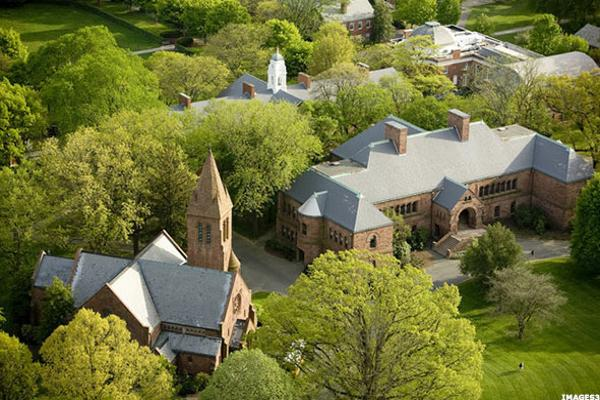 5. The Lawrenceville School