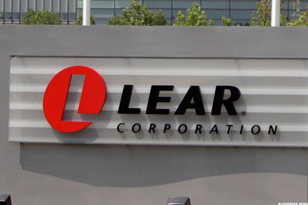 Lear Corp. Is Heading Higher on the Charts