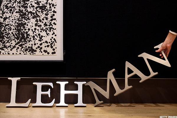 Yes Lehman Brothers Still Exists And Jpmorgan Jpm Will Mail It