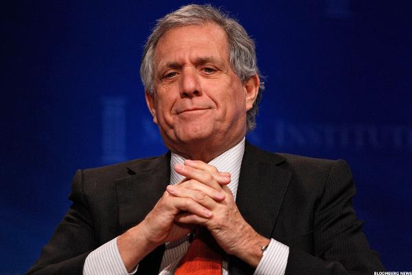 CBS Gives CEO Moonves Contract Extension