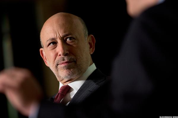 Worst-In-Class Goldman Sachs CEO Blankfein Gets 9% Pay Raise