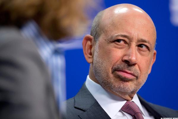 Lloyd Blankfein Duped by Serial Email Prankster