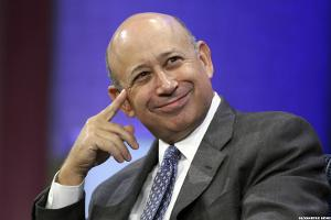 Blankfein: The Economy has 'More Room' to Run