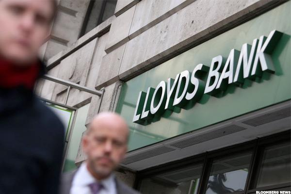 Lloyds Bank (LYG) Stock Takes a Hit on Property Funds