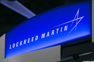 Jim Cramer -- Watch for Lockheed Martin Pullback on Earnings, Then Buy