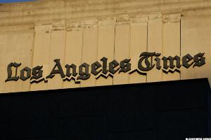 L.A. Times Tops 100,000 in Digital Subscriptions