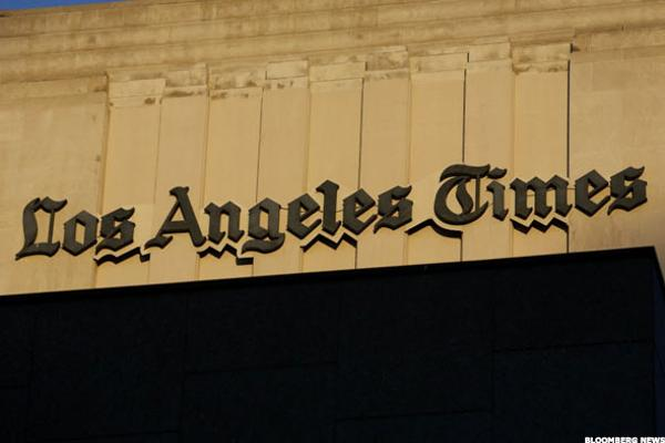 Gannett's Offer for Tribune Comes at Critical Juncture for Both Companies